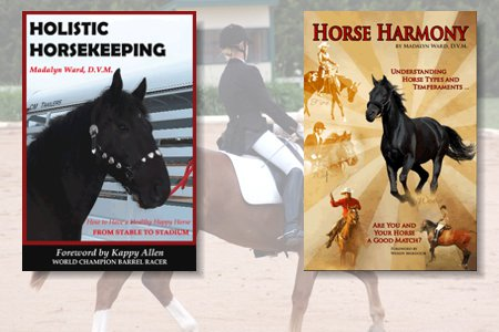 Courses and books about Holistic Horse Care