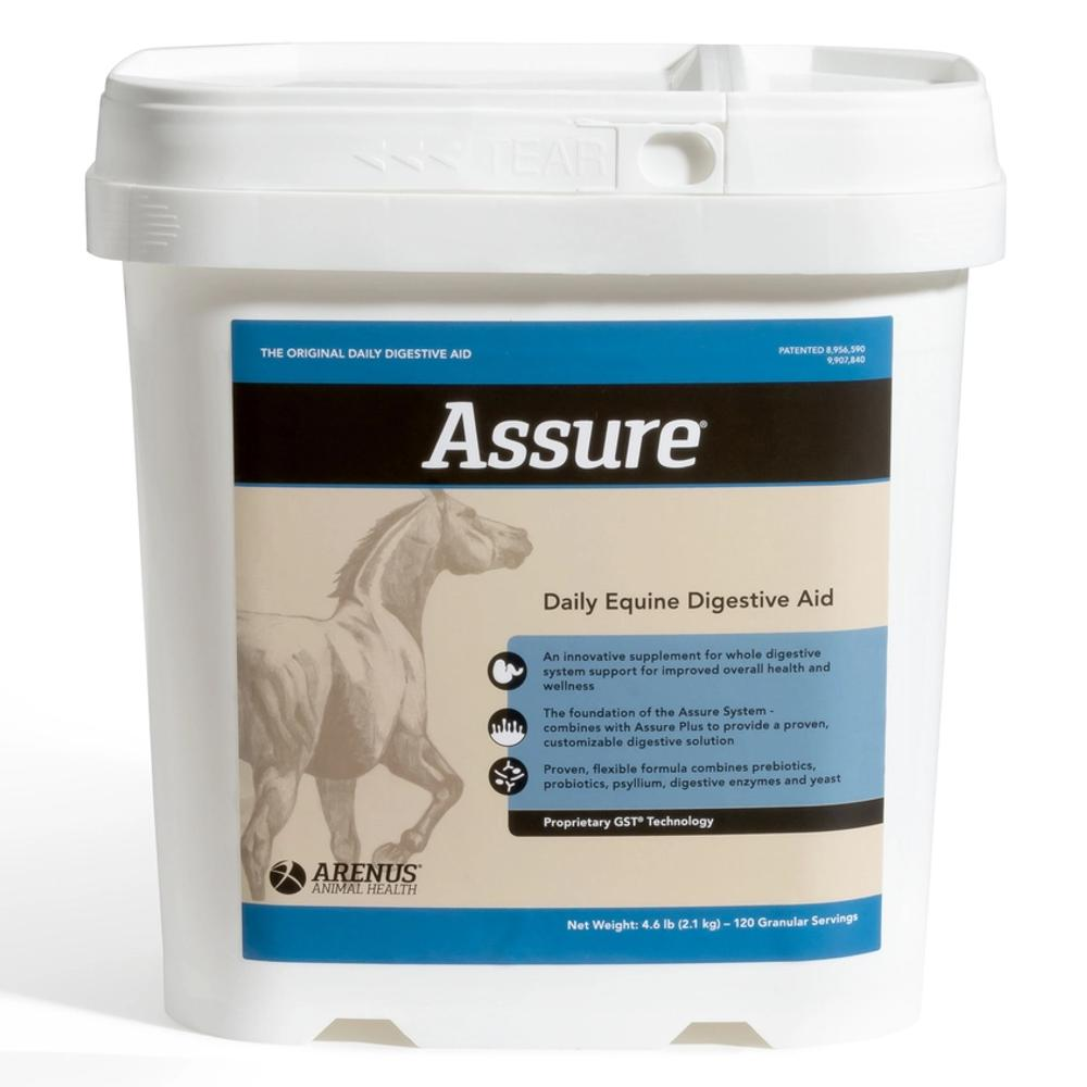 ASSURE® - 4.6 lb. (120 servings)