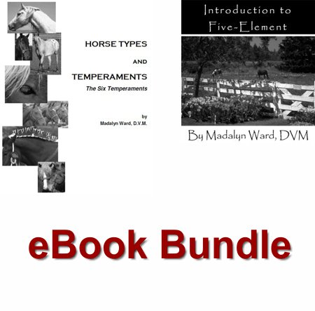 Horse Types and Temperaments Bundle: Five Element Types and Six Temperaments eBooks