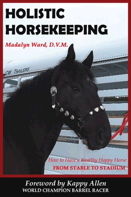 Holistic Horsekeeping Book