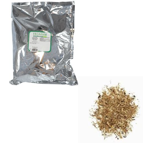 Slippery Elm Bark, Cut and Sifted (1 lb)