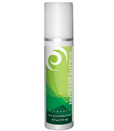 New Earth NutraBeautiful Antioxidant Lotion