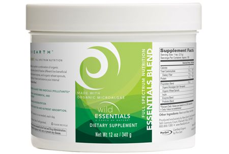 New Earth Essentials Blend